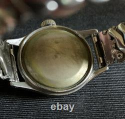 1942 Waltham 6/0 42 Military 9 Jewel US ARMY ORIGINAL DIAL AIR FORCE WW2 Runs