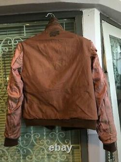 A-2-Rough Wear Horsehide Flying Jacket Original US Army Air Force WWII, Size 38