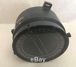 A. F. U. S. Army World War II Air Craft Compass Type D-12 Bendix Aviation USA