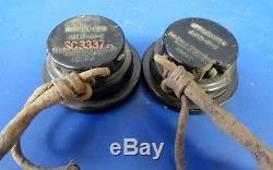 Army Air Forces/ Naval/marine Flying Helmet Receiver Set