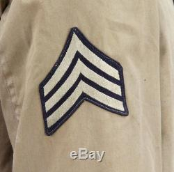 Blouson US M-1938 Army Air Force USAAF US ARMY WW2 (matériel original)