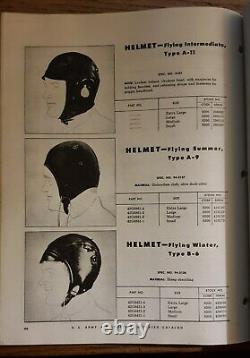 Bonnet de pilote de l'AIR FORCES US. ARMY WW2, aviation