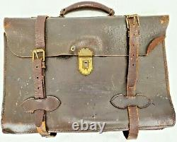 CONTENTS NAMED LT Colonel WW2 U. S. Army Air Forces Navigational Brief Case MB-1