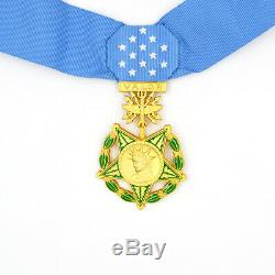 Cased US Medal Air Force Badge WW2 WW1 Order of Medal Honor of Air Force Scarce