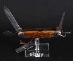 Couteau de l'US Army Camillus WW2, Pilote Army Air Force, USN