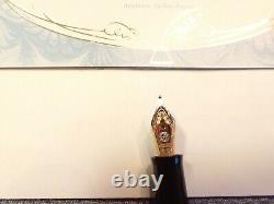 Eversharp Skyline WWII Army Air Corps Air Force Fountain Pen, Plane desk stand