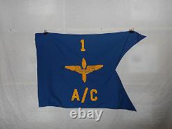 Flag620 WW2 US Army Air Corps Guide On 1st A/C