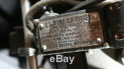 G WWII US Army Air Corps Norden Bombsite Type M9