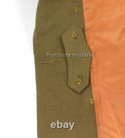 Manteau croisé d'officier USAAF US ARMY AIR FORCE WW2 (matériel original)