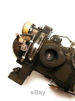 Norden WWII Era US Army Air Corps Type M-9B B-17 B-24 Aircraft Bomb Site Head