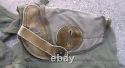 Old WW2 era US Army Air Forces Survival Vest, Emergency Sustenance, Type C1 USED