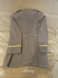 Original American World War 2, Officer's Class A Tunic, LtCol 9th Army Air Force