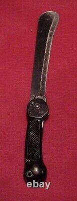 Original Vintage WWII WW2 US Army Air Forces Imperial Type A-1 Survival Machete