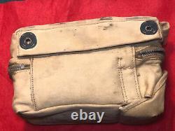 Original WW2 US Army Air Force/Navy/MC Aeronautic First Aid Kit Loaded Rare