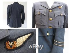 Original WWII RAF Air Gunner Tunic dated 1943