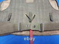 Original WWII US Army Air Corps Armor Flyers Vest M1 Flak Jacket USAAF B17 B24