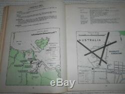 RARE Airdromes Guide Southwest Pacific Area 1944. WWII. US Army Air Forces