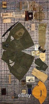 RARE WW2 C-1 Sustenance Vest Army Air Force All Original Content RAAF SOE RARE