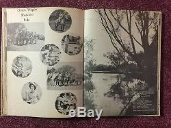 Rare 1944 WW2 WWII AAF WAC Detachment Yearbook Eagle Pass Army Air Field Texas