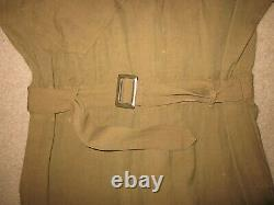 Rare Genuine vintage WWII US Army Air Forces A-4 flight suit size 42