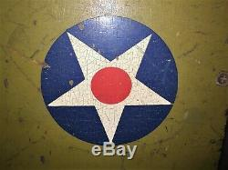 Rare WWII AAC/AAF U. S. Army Air Corps A-2 View Finder Fairchild Aviation Stars