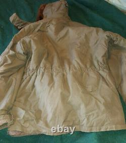 Real WW2 War B-11 Army Air Force Jacket Military Coat Sz 38 WWII USA