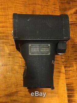 Scarce U. S. Army Air Force WW2 Aircraft Camera Type K-25 Folmer Graflex