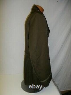 U3B-119 WW 2 US Army & Air Force Officer 4 Pocket OD Service Coat Jacket Size 42