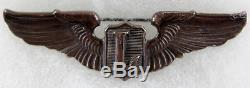 USAAF World War II Army Air Force Liaison L Pilot Wing in Sterling