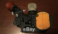 U. S Army Air Corps Octant Type A-7 Navigational System From WWII American Bomber