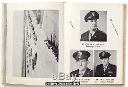 Us Army Air Forces Frederick Air Field 1944 Class 44-f Ww II Yearbook
