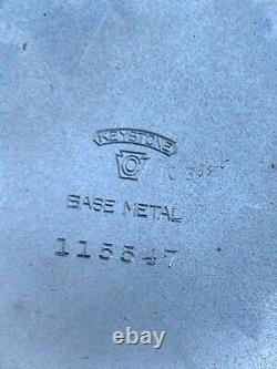 VTG HAMILTON GCT 4992B WWII 24h U. S. Army Air Force MILITARY POCKET WATCH 22J