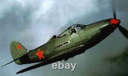 V-1710 ALLISON Four Engine Exhaust Bell P-39 Airacobra of the Soviet Army Air
