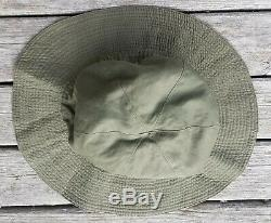 Vintage 1940's WW2 US AAF C-1 SURVIVAL HAT reversible WWII Army Air Force Pilot