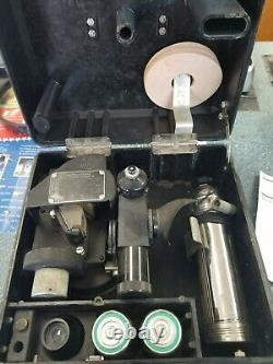 Vintage Military Surplus WW2 US Army / Air Force Sextant Type a-10
