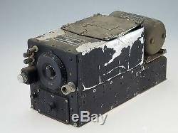Vintage WW2 US ARMY Air Corps Aircraft Radio Receiver R-148/ARC-5X with Dynamotor