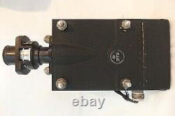 Vintage WW2 US Army Air Corps G. S. A. P. Type AN-N6 Aviation Gun Camera