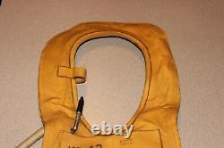 Vintage WWII Type B-4 US Army Air Force Life Preserver Vest 1943 Mae West