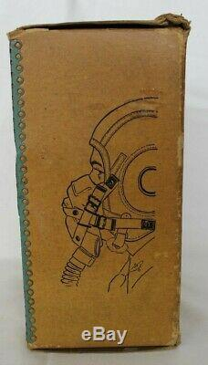 Vintage WWII US Army Air Force TYPE A-14 Oxygen Mask With Original Box