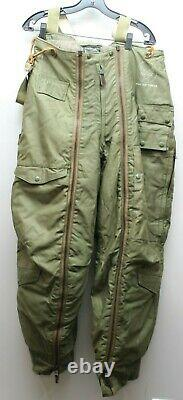 Vintage WWII US Army Air Forces Type A-11 Intermediate Flying Trousers 32 x 32