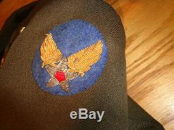 WORLD WAR II/WW2-7th ARMY AIR FORCE IKE JACKET-1ST LT- FULLY DECORATED