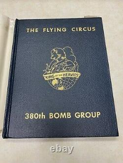 WW2 380th Bomb Group The Flying Circus Army Air Force Unit History With DJ
