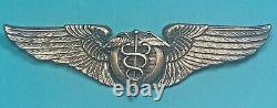 WW2, Army Air Corps Flight Surgeon Wing, Blackinton, 3 Pinack, Exc. Cond, #2