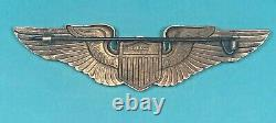 WW2, Army Air Corps Liaison Pilot Wing, Angus & Coote, Pinack, Excellent Cond, #3