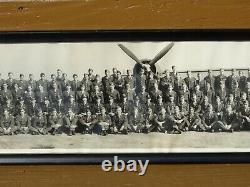 WW2 Army Air Force Yard long Photograph, 350th Fighter Squadron