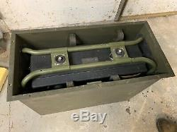 WW2 Army Air Force corp Sperry Bombsight T1A with Original Case