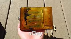 WW2 E17 US Army Air Corps Navy First Aid Survival Kit with Flasks & Contents