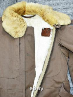 WW2 Former Japanese Army Air Costume 1942 made Free Shipping from Japan M487