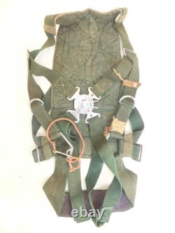 WW2 Original Imperial Japanese Army Air Service Type 97 Parachute Harness 1942