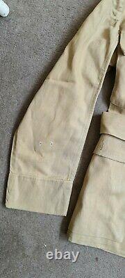 WW2 RAF AIR MINISTRY British Army Khaki jacket
